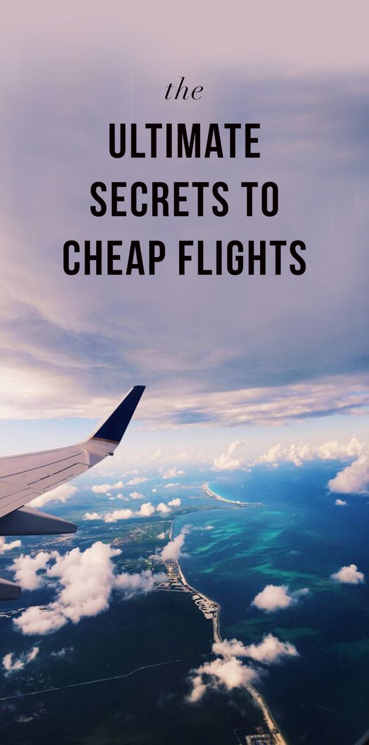 Want to know how to find cheap plane flights and plane tickets all the time? Read this: http://whimsysoul.com/find-cheap-flight/