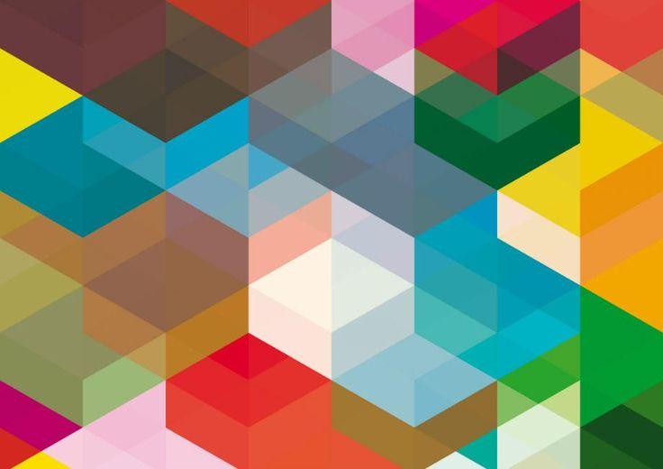 Cuben Wallpaper by Flavor Paper