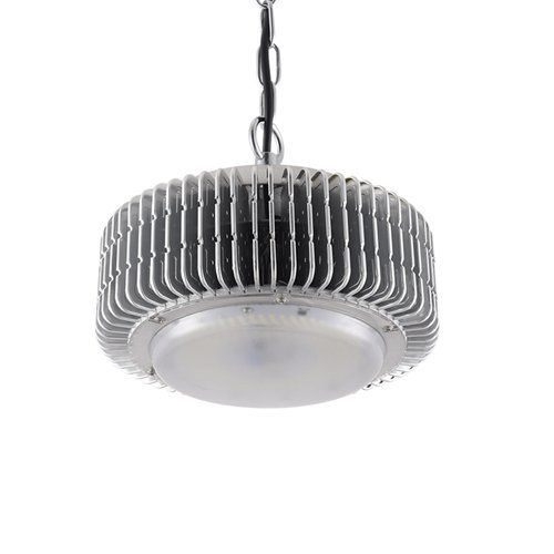 Viugreum LED High Bay Light,200W 24000LM,Daylight White(6500-7000K), Commercial Industrial Chandelier, for Factory, Workshop, Gymnasium, Basement Parking, Warehouse, Commercial Premises