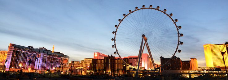 The High Roller is nearing completion. The world's tallest observation wheel is the focal point of The LINQ, Caesars Entertainment's $550 million outdoor retail, dining and entertainment district Friday, January 03, 2014. (Brian Jones/Las Vegas News Bureau)