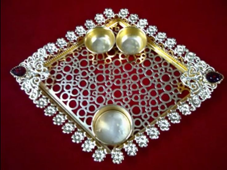27 best images about indian accessories on pinterest for Aarti thali decoration with kundan