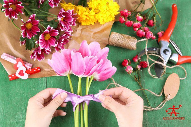 24 best Meet Ace Flowers! images on Pinterest   Flower arrangements ...