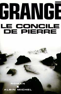 Couverture de l'ouvrage : Le Concile de Pierre de Jean-Christophe Grangé