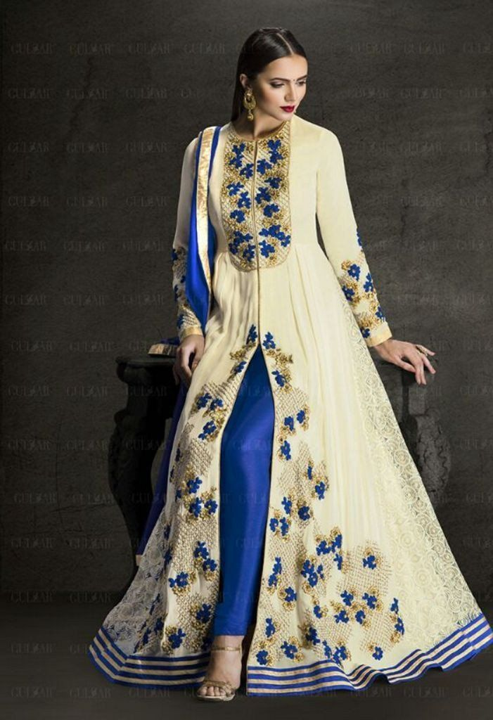 Faux Georgette Salwar Kameez With Inner Santoon and Chiffon Dupatta @ fashionsbyindia.com #designs #indian #womens #style #cloths #stylish #casual #fashionsbyindia #punjabi #suits #wedding #chic #elegance #beauty #outfits #fantasy #embroidered #dress #PakistaniFashion #Fashion #Longsuit #FloralEmbroidery #Fashionista #Fashion2015 #IndianWear #WeddingWear #Bridesmaid #BridalWear #PartyWear #Occasion #OnlineShopping #salwar #kameez #straightcut