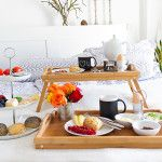 10 Gründe für ein Frühstück im Bett