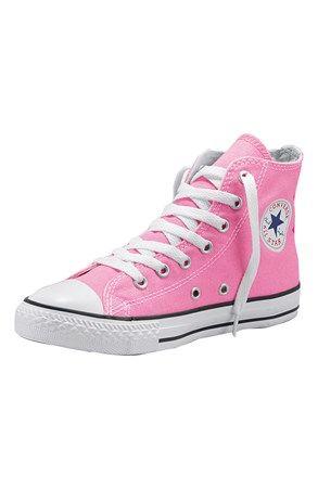Lækre Converse Sko All star Hi Rosa Converse Sko til Børn & teenager i luksus kvalitet