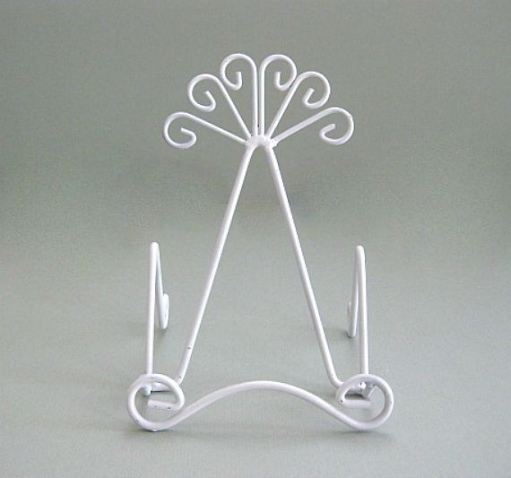 Art Easel Decor Table Stand Display Stand Art by afloralaffair