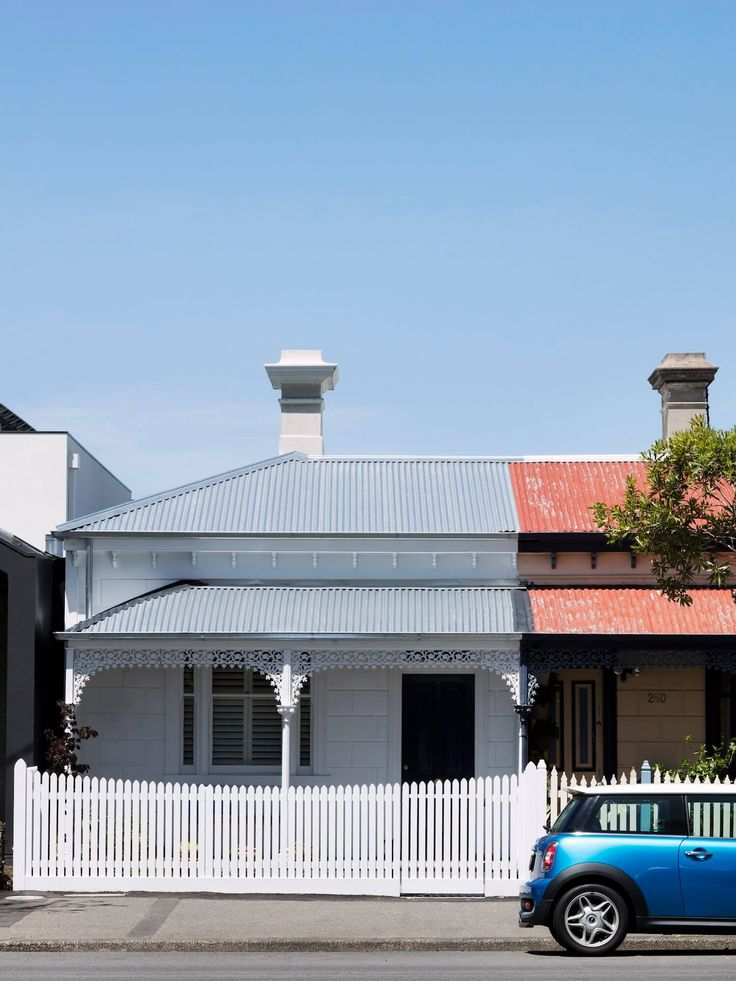 Exterior | Port Melbourne House by Pandolfini Architects | est living