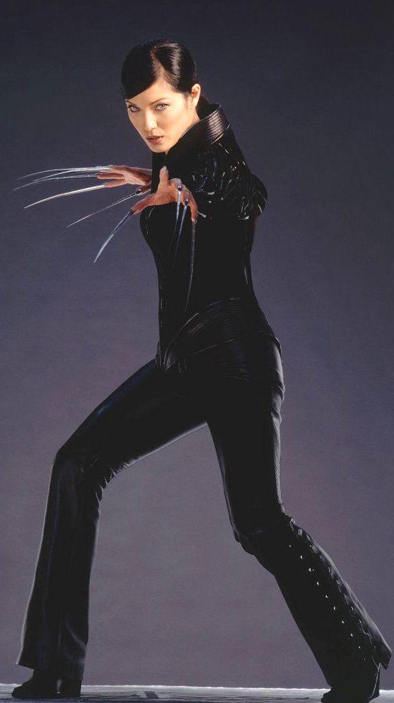 N°11 - Kelly Hu as Yuriko Oyama / Lady Deathstrike - X-Men 2 United by Bryan Singer - 2003