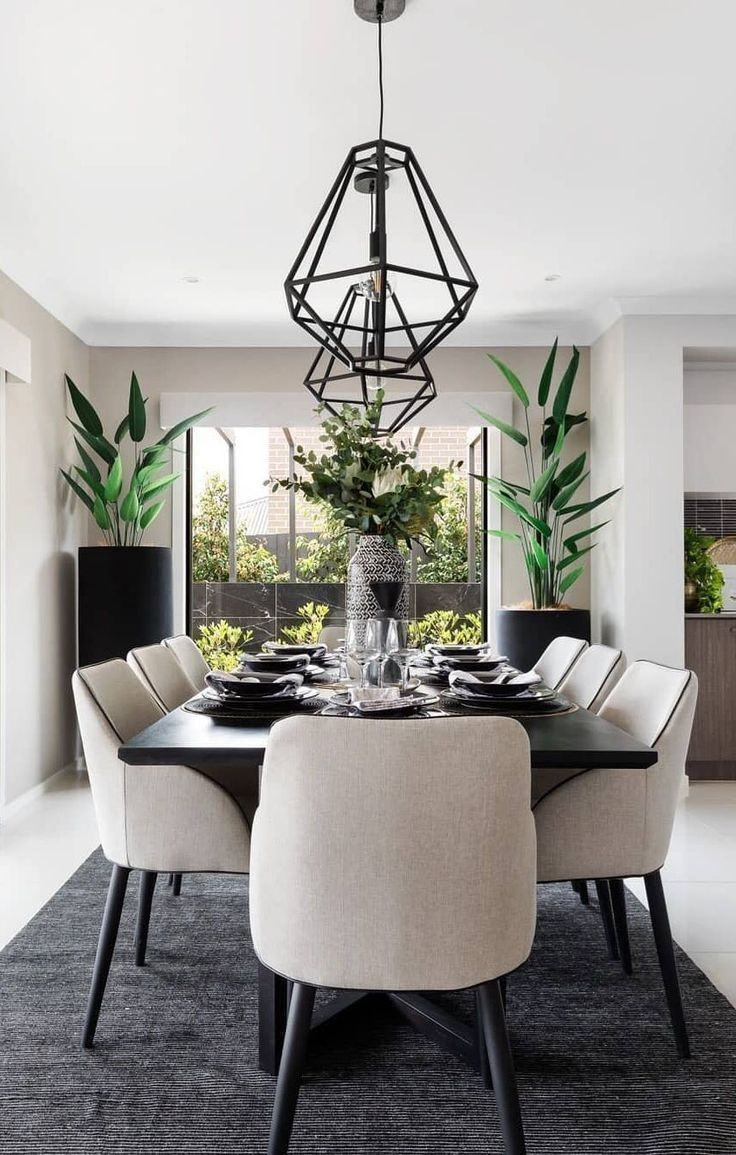 30 Literally Dinner Table Ideas For Every Situation 2019 Page 5 Of 37 My Blog Dining Room Contemporary Affordable Dining Room Dining Room Table Decor Affordable dining room decor