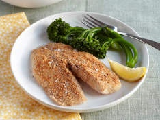 Baked Breaded Tilapia Going To Try This Our Household Is Sadly Lacking In