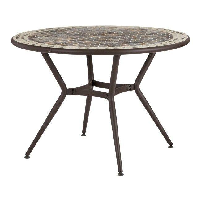 Stół okrągły Blooma Sofia 110 cm