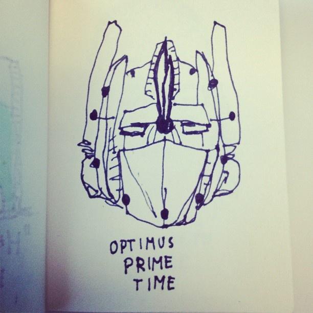 Decepticons know it, Autobots know it. #tinyvoodoo #sketch #sketchbook #comics #drawmore #comic #draweveryday #draw #drawing #iliketodraw #illustration #illustrator #doodle #doodling #sarjakuva