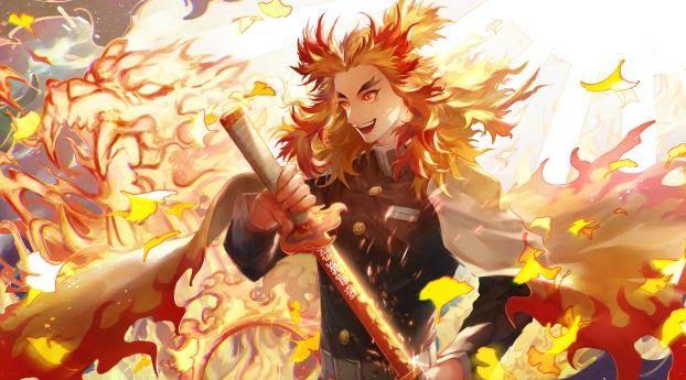 26 Anime Background Wallpaper 4k 2560x1440 Rengoku Kyoujurou 4k 1440p Resolution Wallpa Anime Background Anime Backgrounds Night Anime Backgrounds Wallpapers Anime wallpaper to ipad
