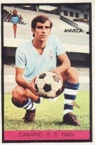 CANARIA (R.C. Celta - 1973)