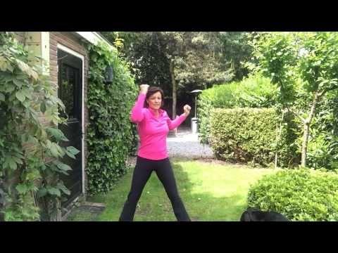 500x buikspier training 4 juni - YouTube