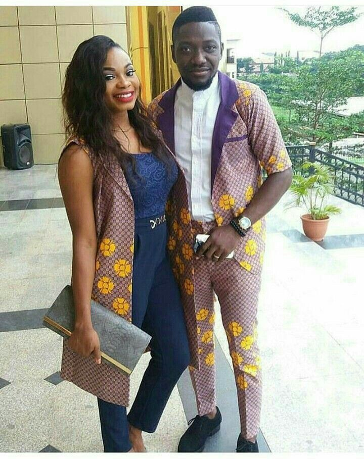 0d2c9ce7d01 Best of Ankara Styles for Couples
