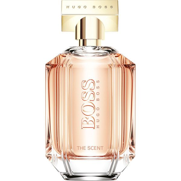 HUGO BOSS BOSS The Scent For Her Eau de Parfum Spray ❤ liked on Polyvore featuring beauty products, fragrance, hugo, spray perfume, hugo fragrance, scents perfume and hugo perfume