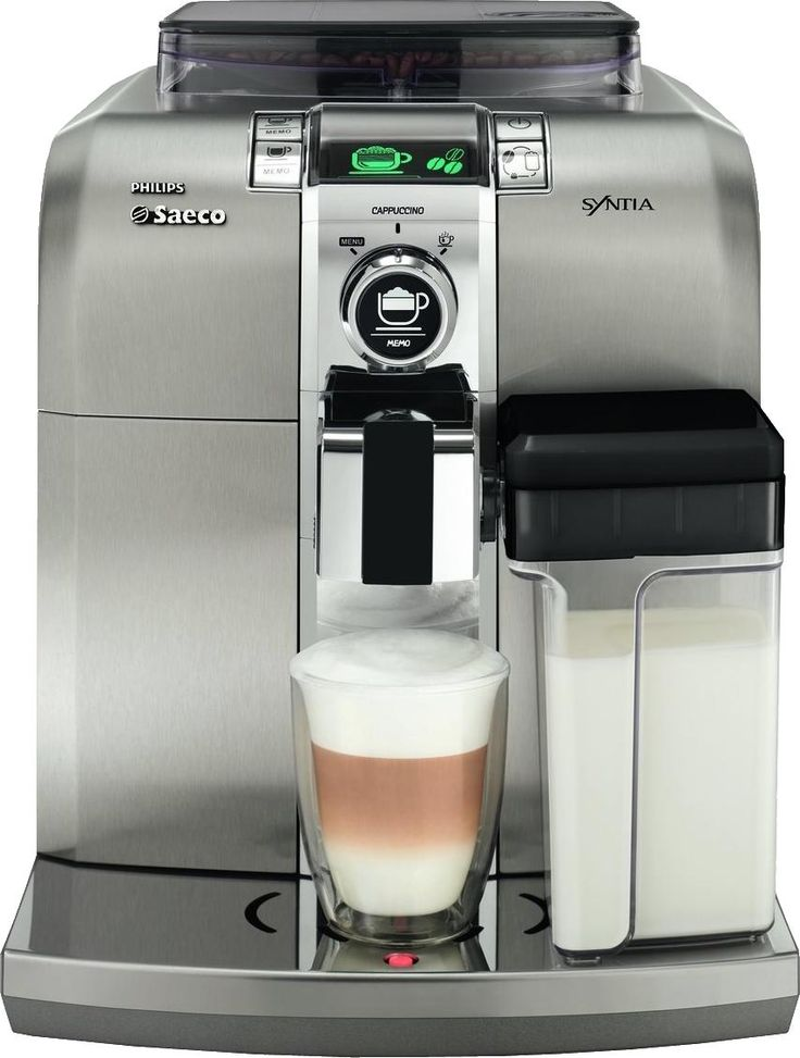 Philips Saeco Syntia HD8838/47 vs Quick Mill Monza | Comparación de Cafetera súper-automática