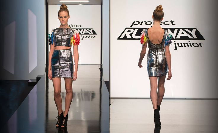 "Project Runway: Junior: Episode 2, ""An Unconventional Car Wash ..."