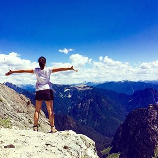 Crown Mountain Hike   18 Breathtaking British Columbia Hikes To Do This Summer