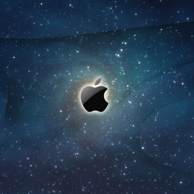 Apple Galaxy Wallpapers