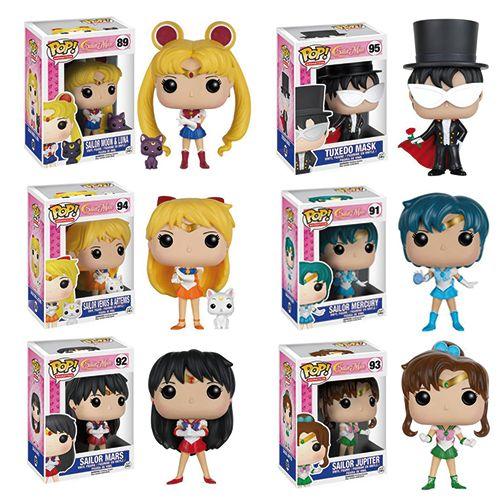 Figurine POP Sailor Moon