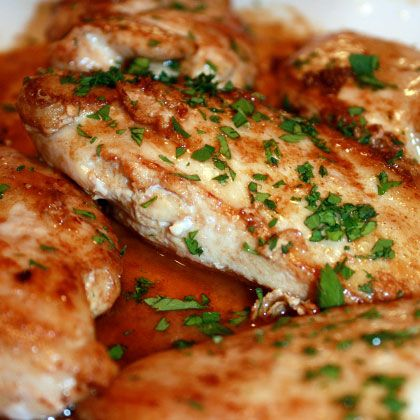 20 Quick Fixes for Boneless Chicken Breasts: Healthy Chicken Breast Dinners, Chicken Recipe, Boneless Chicken Breast, Boneless Skinless Chicken, Maine Dishes, Sauted Chicken, 20 Quick, White Wine, Chicken Boneless