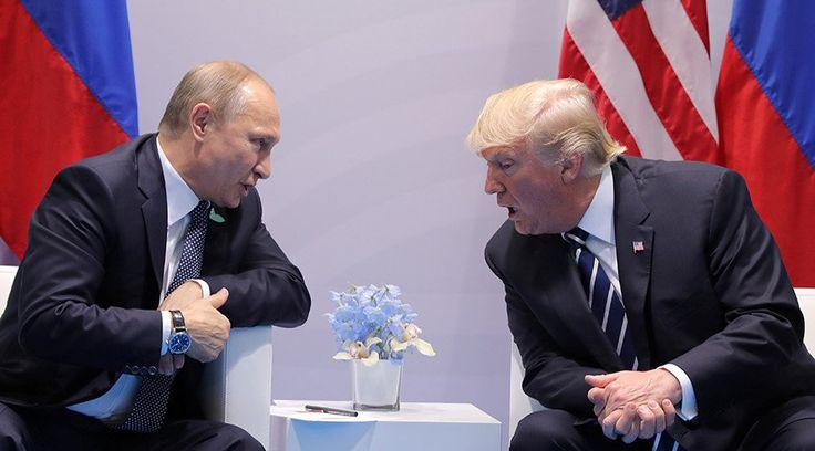 """Trump: """"Putin & I Discussed Forming Impenetrable Cyber Security Unit"""" To Prevent Election Hacking http://betiforexcom.livejournal.com/26201704.html  Following the first meeting between President Trump and President Putin, in which the issue of cybersecurity and Russian """"interference"""" in the US election was a prominent topic, there was one unanswered question: did Trump accept Russia's """"assertions"""" that it did not interfere in the voting process. Recall that in his post meeting briefing, Rex…"""