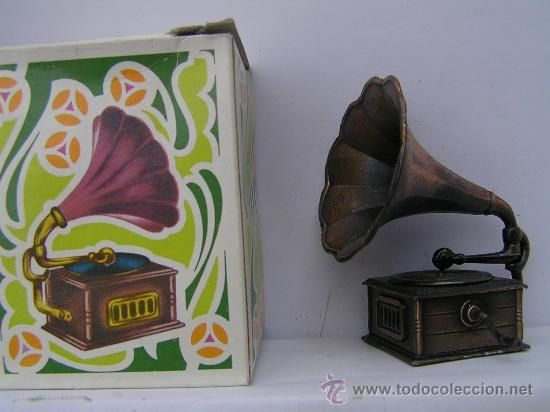 SACAPUNTAS, AFILALAPIZ, PLAYME REF.: 925 FONOGRAFO - PENCIL SHARPENERS (CON SU CAJA) - Foto 1