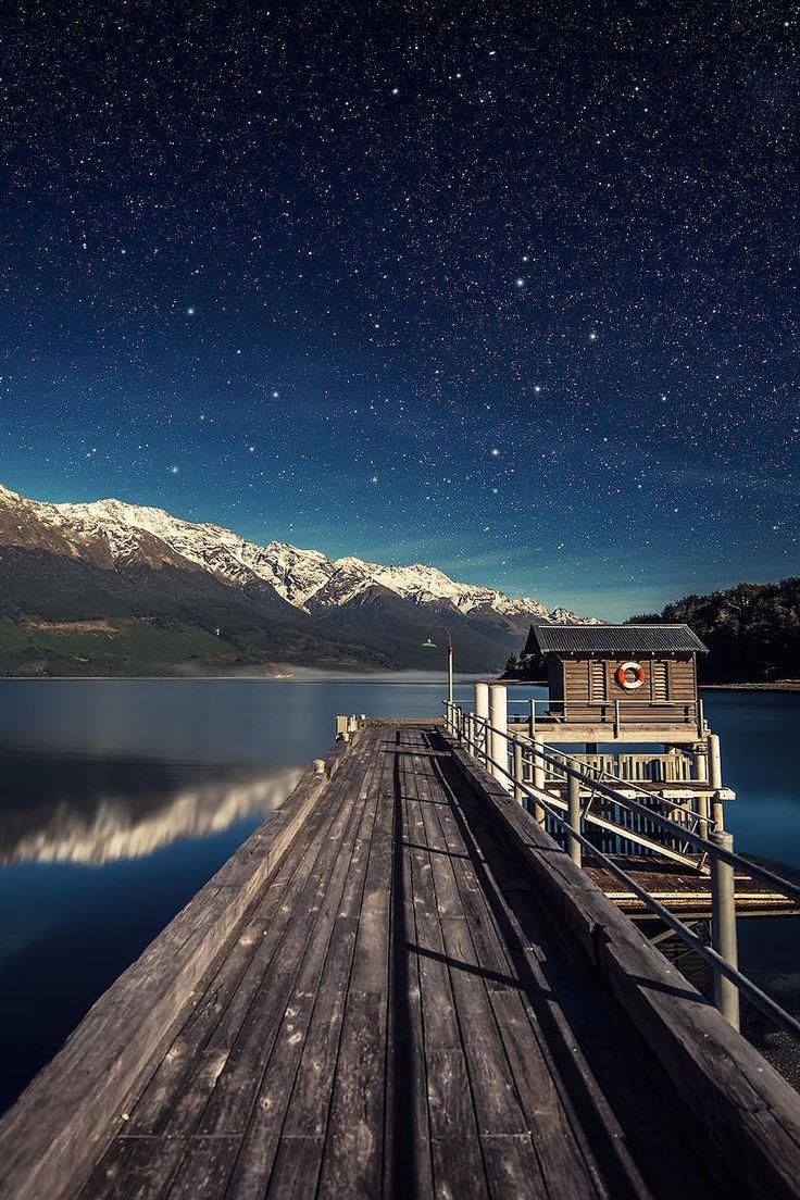 Lake Wakatipu, New Zealand | Dominic Kamp