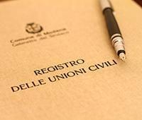 Registro Unioni Civili