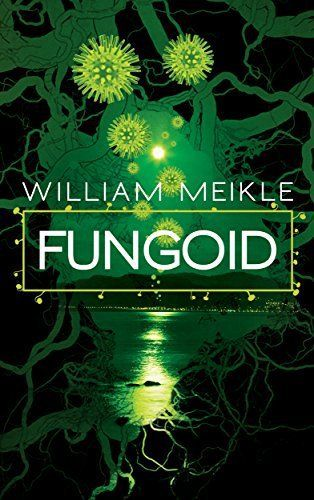 FUNGOID. New cover,  from Crossroad Press