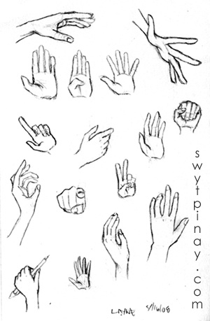 How To Draw Hands How To Draw Hands Drawings Drawing