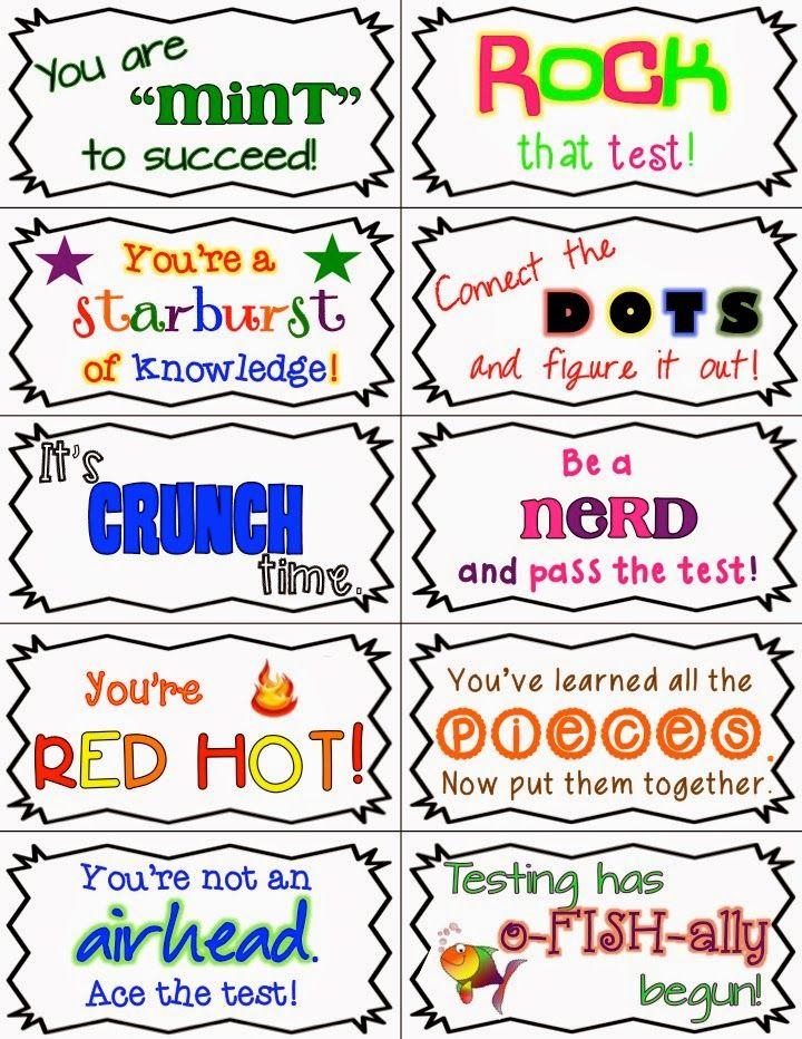 Spark Student Motivation {Testing!}