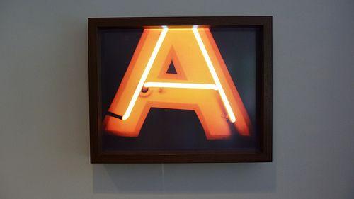 Lightbox art