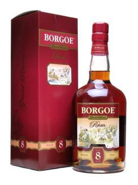 Borgoe Rum, Surinam