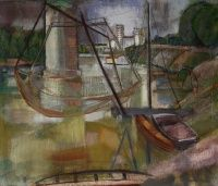 Mattioni Eszter (1902-1993): Tisza | axioart.com