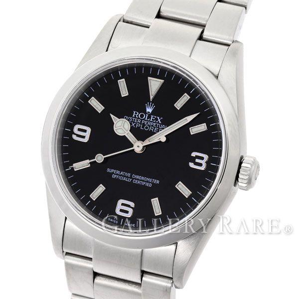 ロレックス エクスプローラー1 K番 114270 ROLEX 腕時計