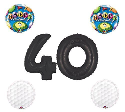 birthday golf themed balloon set you can get more details by clicking on the image find this pin and more on golf party decor