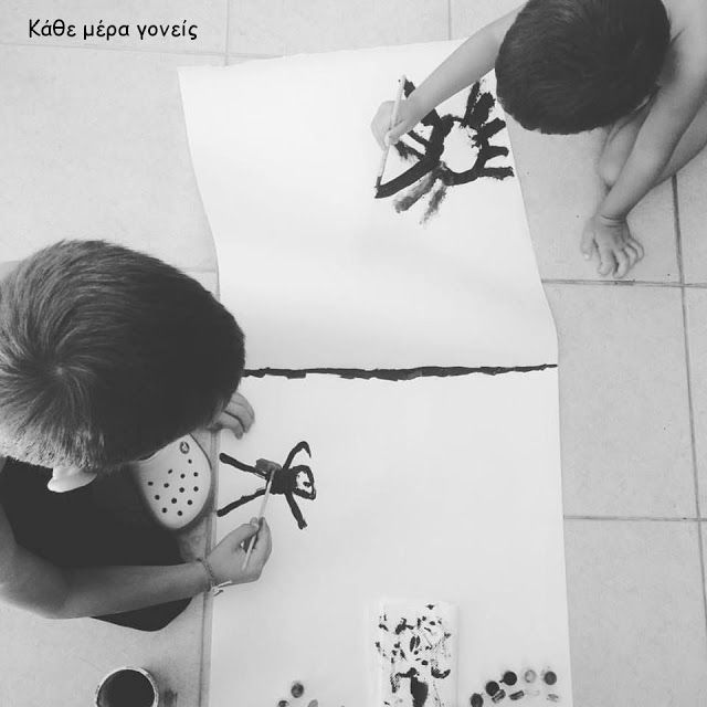 Κάθε μέρα Γονείς: Φωτογραφικό ημερολόγιο 2015 - Εβδομάδα #35
