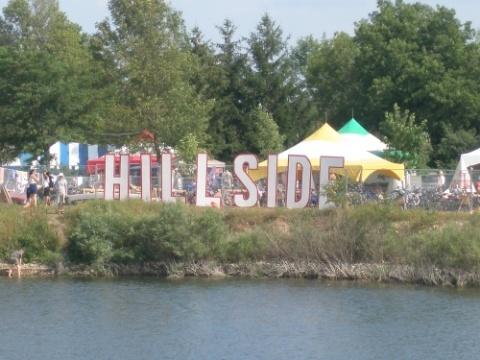 One of the best music festivals I've been too #hillside #guelph