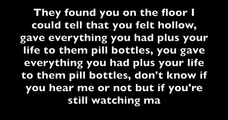 NF- how could you leave us - dope song