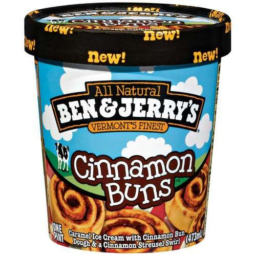 I always end up having a love affair with Ben and Jerry for a few days each month!