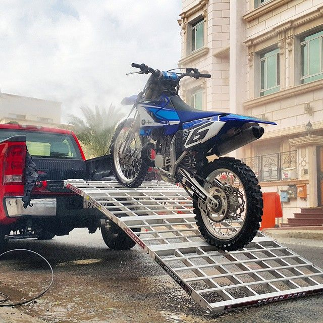 The 25 Best Motorcycle Loading Ramp Ideas On Pinterest