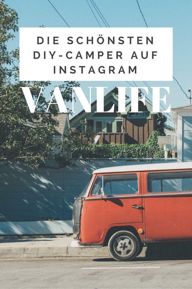 Vanlife. Roadtrips. Camping. Woher ich meine Inspiration für den Ausbau des Bullis nehme? Aus dem WorldWideWeb! Und dort finde ich die schönsten DIY-Camper hauptsächlich auf Instagram. Meine 10 Lieblinge habe ich dabei heute mal für euch in dem Artikel zusammengefasst.