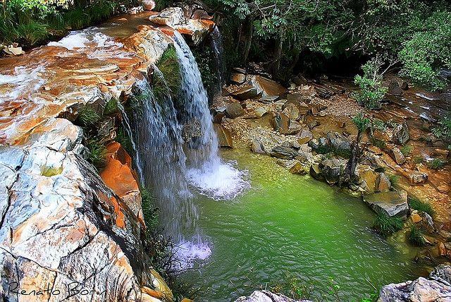Cachoeira das Borboletas – São Tomé das Letras - MG