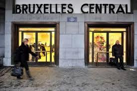 gare centrale Bruxelles