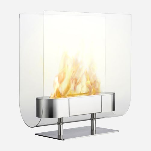 Fireplace by Ilkka Suppanen, Iittala.