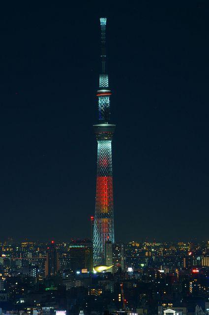 skytree Tokyo, Japan